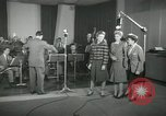 Image of Andrews sisters United States USA, 1944, second 48 stock footage video 65675022241