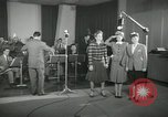Image of Andrews sisters United States USA, 1944, second 50 stock footage video 65675022241