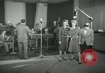 Image of Andrews sisters United States USA, 1944, second 55 stock footage video 65675022241