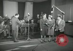 Image of Andrews sisters United States USA, 1944, second 60 stock footage video 65675022241