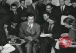 Image of George Orson Welles United States USA, 1938, second 38 stock footage video 65675022243