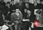 Image of George Orson Welles United States USA, 1938, second 39 stock footage video 65675022243