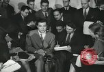 Image of George Orson Welles United States USA, 1938, second 46 stock footage video 65675022243