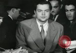 Image of George Orson Welles United States USA, 1938, second 14 stock footage video 65675022244