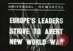 Image of Martial law declared Czechoslovakia, 1938, second 5 stock footage video 65675022252