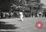 Image of Patricia Jane Berg and Julius Page Wilmette Illinois USA, 1938, second 6 stock footage video 65675022260