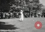 Image of Patricia Jane Berg and Julius Page Wilmette Illinois USA, 1938, second 7 stock footage video 65675022260