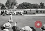 Image of Patricia Jane Berg and Julius Page Wilmette Illinois USA, 1938, second 27 stock footage video 65675022260