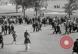 Image of Patricia Jane Berg and Julius Page Wilmette Illinois USA, 1938, second 30 stock footage video 65675022260