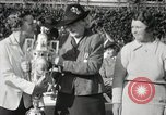 Image of Patricia Jane Berg and Julius Page Wilmette Illinois USA, 1938, second 45 stock footage video 65675022260