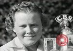 Image of Patricia Jane Berg and Julius Page Wilmette Illinois USA, 1938, second 48 stock footage video 65675022260
