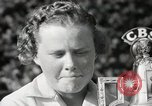 Image of Patricia Jane Berg and Julius Page Wilmette Illinois USA, 1938, second 49 stock footage video 65675022260