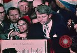 Image of Assassination of Robert F Kennedy Los Angeles California USA, 1968, second 3 stock footage video 65675022262