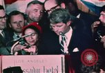 Image of Assassination of Robert F Kennedy Los Angeles California USA, 1968, second 4 stock footage video 65675022262