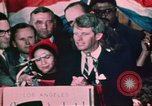 Image of Assassination of Robert F Kennedy Los Angeles California USA, 1968, second 10 stock footage video 65675022262