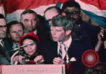 Image of Assassination of Robert F Kennedy Los Angeles California USA, 1968, second 11 stock footage video 65675022262