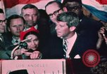 Image of Assassination of Robert F Kennedy Los Angeles California USA, 1968, second 14 stock footage video 65675022262