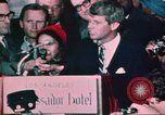 Image of Assassination of Robert F Kennedy Los Angeles California USA, 1968, second 16 stock footage video 65675022262