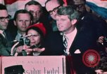 Image of Assassination of Robert F Kennedy Los Angeles California USA, 1968, second 17 stock footage video 65675022262