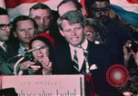 Image of Assassination of Robert F Kennedy Los Angeles California USA, 1968, second 20 stock footage video 65675022262