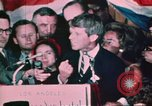 Image of Assassination of Robert F Kennedy Los Angeles California USA, 1968, second 32 stock footage video 65675022262
