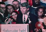 Image of Assassination of Robert F Kennedy Los Angeles California USA, 1968, second 43 stock footage video 65675022262