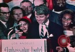Image of Assassination of Robert F Kennedy Los Angeles California USA, 1968, second 44 stock footage video 65675022262