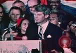 Image of Assassination of Robert F Kennedy Los Angeles California USA, 1968, second 47 stock footage video 65675022262