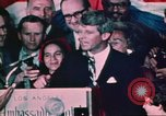 Image of Assassination of Robert F Kennedy Los Angeles California USA, 1968, second 49 stock footage video 65675022262