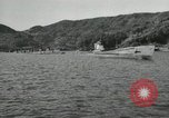 Image of Japanese submarines scheduled for destruction Sasebo Bay Japan, 1946, second 3 stock footage video 65675022265