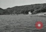 Image of Japanese submarines scheduled for destruction Sasebo Bay Japan, 1946, second 8 stock footage video 65675022265