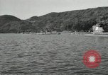 Image of Japanese submarines scheduled for destruction Sasebo Bay Japan, 1946, second 13 stock footage video 65675022265