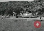 Image of Japanese submarines scheduled for destruction Sasebo Bay Japan, 1946, second 23 stock footage video 65675022265