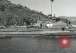 Image of Japanese submarines scheduled for destruction Sasebo Bay Japan, 1946, second 31 stock footage video 65675022265