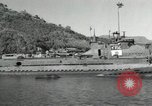 Image of Japanese submarines scheduled for destruction Sasebo Bay Japan, 1946, second 33 stock footage video 65675022265