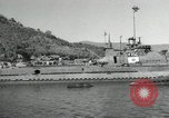 Image of Japanese submarines scheduled for destruction Sasebo Bay Japan, 1946, second 35 stock footage video 65675022265
