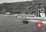 Image of Japanese submarines scheduled for destruction Sasebo Bay Japan, 1946, second 42 stock footage video 65675022265