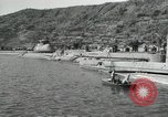 Image of Japanese submarines scheduled for destruction Sasebo Bay Japan, 1946, second 43 stock footage video 65675022265