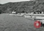 Image of Japanese submarines scheduled for destruction Sasebo Bay Japan, 1946, second 44 stock footage video 65675022265