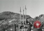 Image of Japanese submarines scheduled for destruction Sasebo Bay Japan, 1946, second 54 stock footage video 65675022265