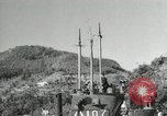 Image of Japanese submarines scheduled for destruction Sasebo Bay Japan, 1946, second 55 stock footage video 65675022265