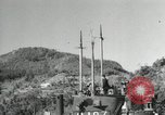 Image of Japanese submarines scheduled for destruction Sasebo Bay Japan, 1946, second 56 stock footage video 65675022265