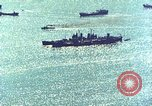 Image of The Japanese submarines being taken to the sea Sasebo Bay Japan, 1946, second 30 stock footage video 65675022269