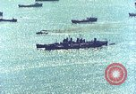 Image of The Japanese submarines being taken to the sea Sasebo Bay Japan, 1946, second 31 stock footage video 65675022269