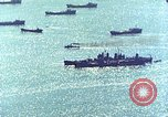 Image of The Japanese submarines being taken to the sea Sasebo Bay Japan, 1946, second 32 stock footage video 65675022269