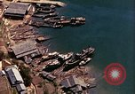 Image of The Japanese submarines being taken to the sea Sasebo Bay Japan, 1946, second 37 stock footage video 65675022269