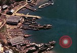 Image of The Japanese submarines being taken to the sea Sasebo Bay Japan, 1946, second 38 stock footage video 65675022269