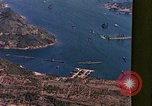 Image of The Japanese submarines being taken to the sea Sasebo Bay Japan, 1946, second 42 stock footage video 65675022269