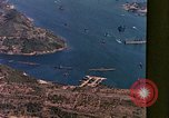 Image of The Japanese submarines being taken to the sea Sasebo Bay Japan, 1946, second 43 stock footage video 65675022269