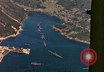 Image of The Japanese submarines being taken to the sea Sasebo Bay Japan, 1946, second 56 stock footage video 65675022269